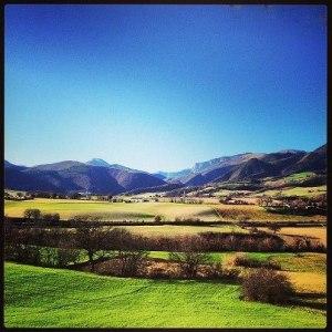 panorama campagne Sassoferrato 1